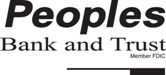 Peoples Bank and Trust - Pleasantview