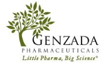 Genzada Pharmaceuticals USA Inc.